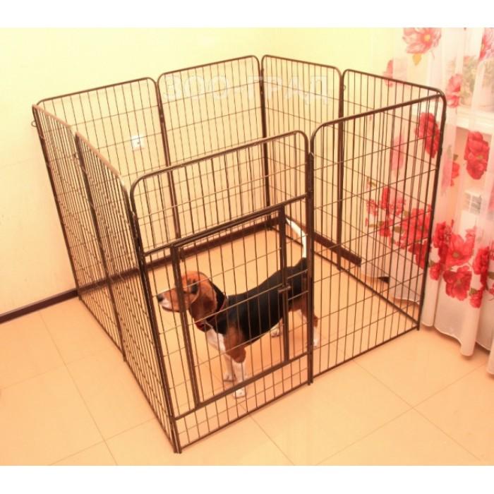 квартирный вольер для собаки своими руками