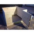 Родильный ящик / домик / манеж 120х120х60