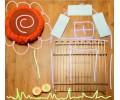 PREMIUM Набор вольер + лежанка + пеленки + миски