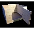 Родильный ящик / домик / манеж 100х100х30
